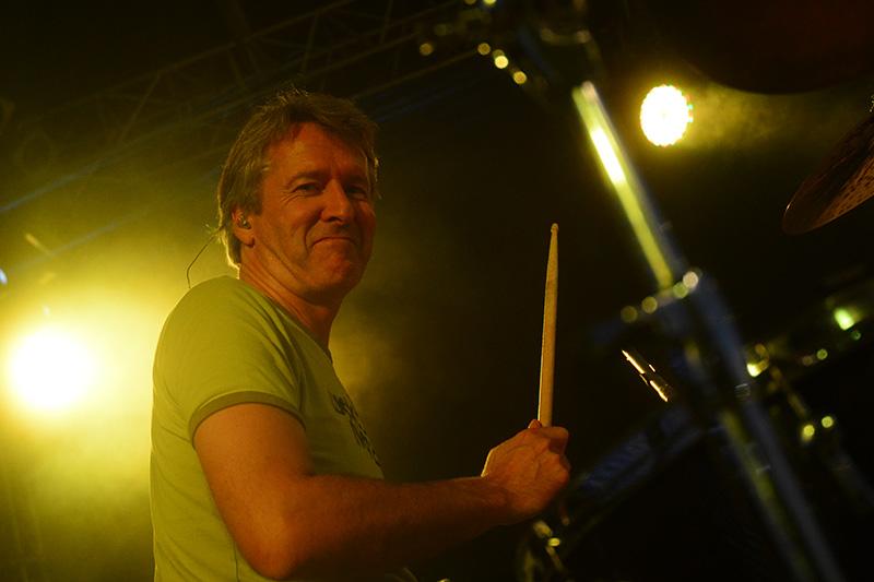 Harry Stampfer on Drums